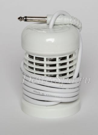 Картридж для Ион Детокс Спа процедур -  расходный материал для приборов ION DETOX- SPA. Приблизительно через 50-70 сеансов детоксикации его следует заменить. Срок эксплуатации зависит от состава и жесткости используемой воды.